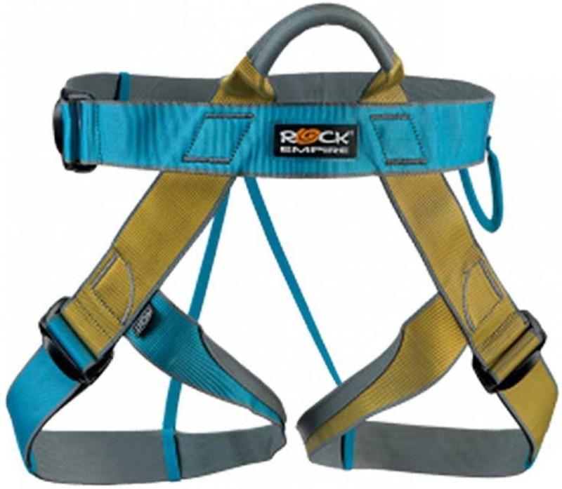 Rock Empire Speedy Gym Full Body Harness(Free Size)