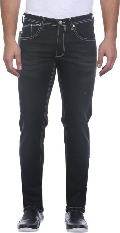 Park Avenue Regular Men Black Jeans