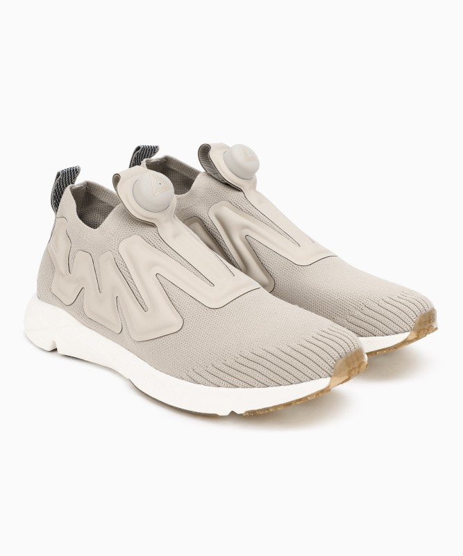 REEBOK PUMP SUPREME ULTK Running Shoes For Men(Beige)