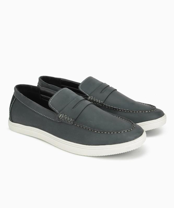Bata ELLISON Loafers For Men(Navy)