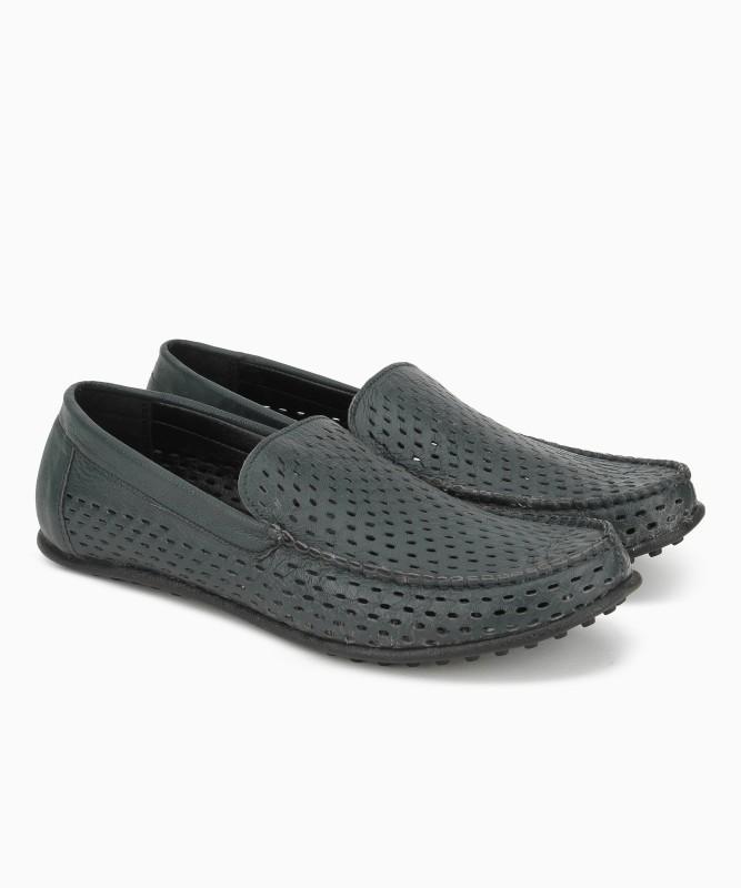 Bata SANDLER Loafers For Men(Navy)