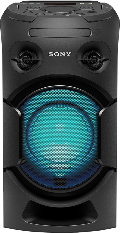 Sony V21D Bluetooth Party Speaker(Black, 3.1 Channel)