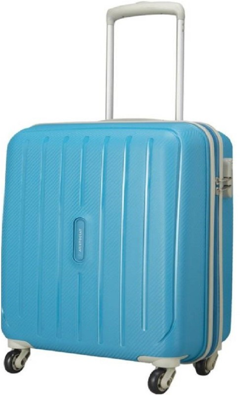 Aristocrat PHTN STROLLY 55 360 Expandable Cabin Luggage - 22 inch(Teal)