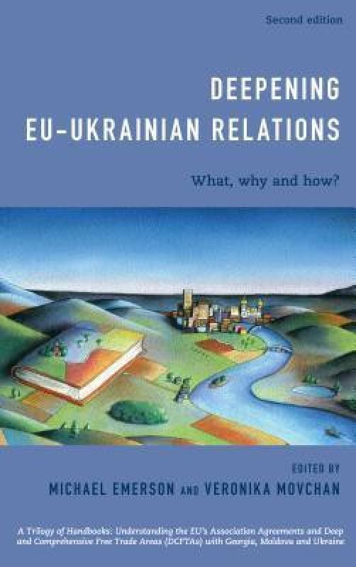 Deepening EU-Ukrainian Relations(English, Paperback, unknown)