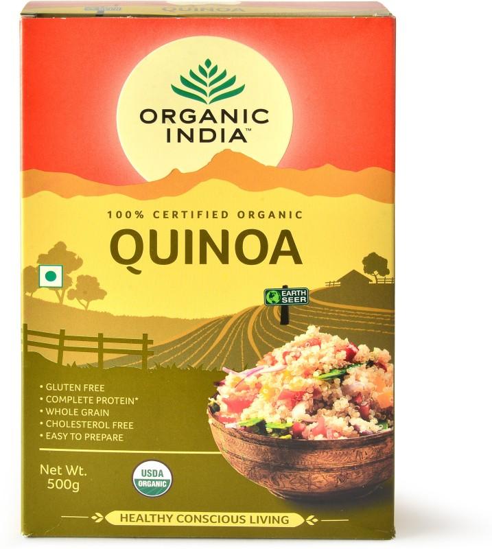 Organic India Quinoa Seeds(500 g)