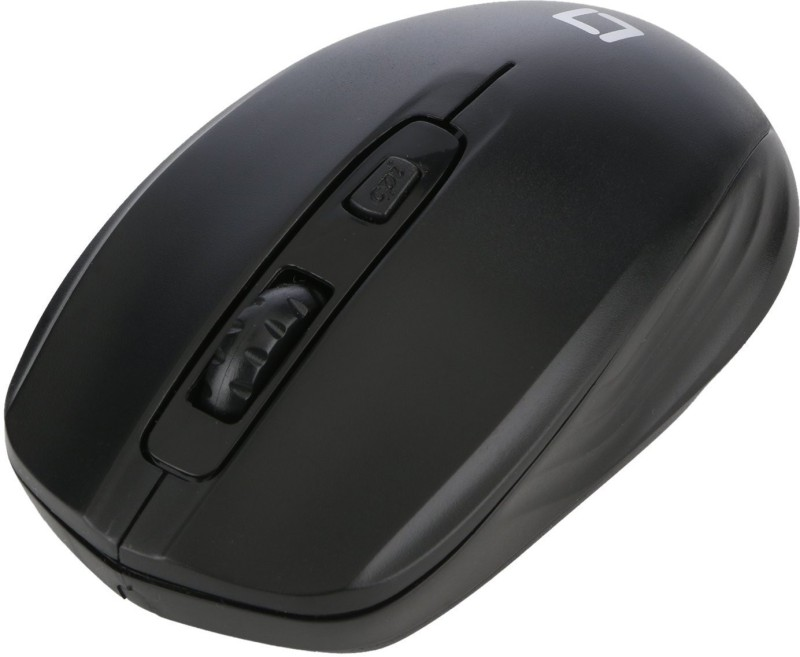 Live Tech MSW-11 2.4 Ghz Wireless Optical Mouse (Black) Wireless Optical Mouse(2.4GHz Wireless, Black)