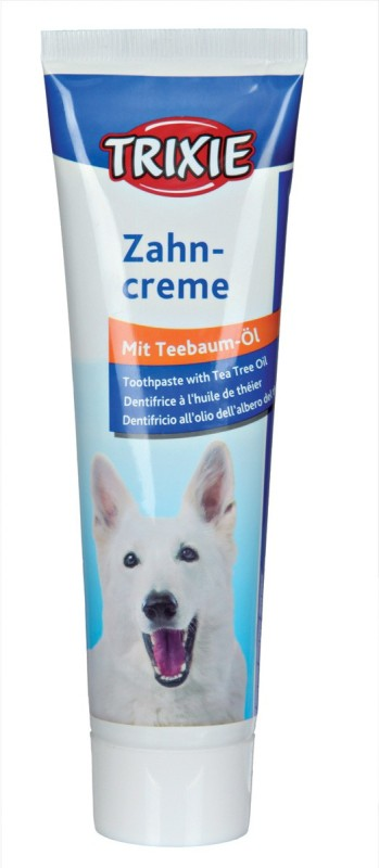 Trixie Dog Toothpaste with Tea Tree Oil Pet Toothpaste(Dog)