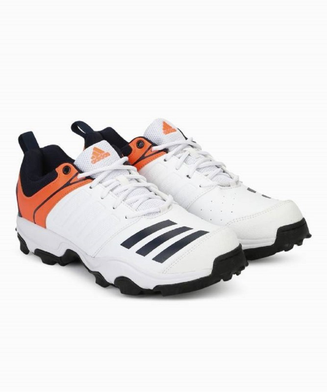 ADIDAS CRICKET 22 YARDS TRAINER Cricket Shoes For Men(White)