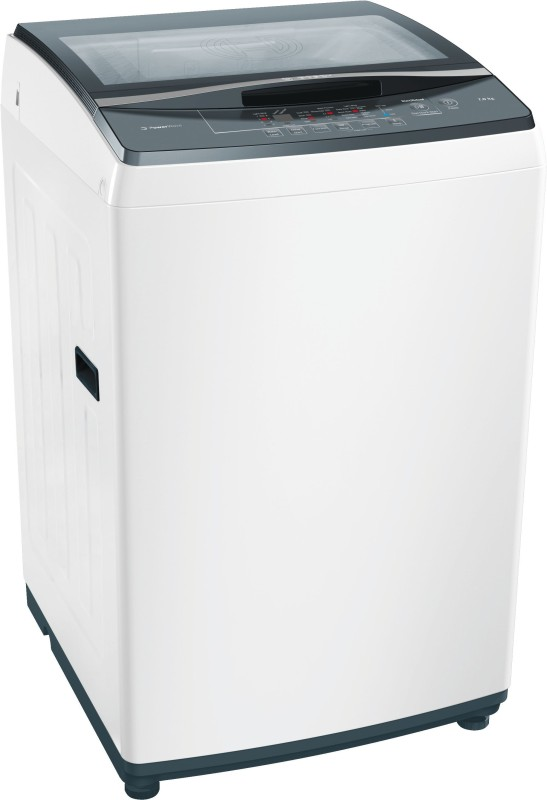 Bosch 7 kg Fully Automatic Top Load White(WOE702W0IN)