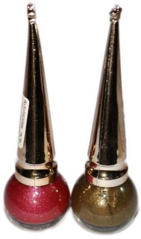 Bigwig glitter eyeliner 3 ml ( Pink , Brown ) 3 ml(pink, Brown)