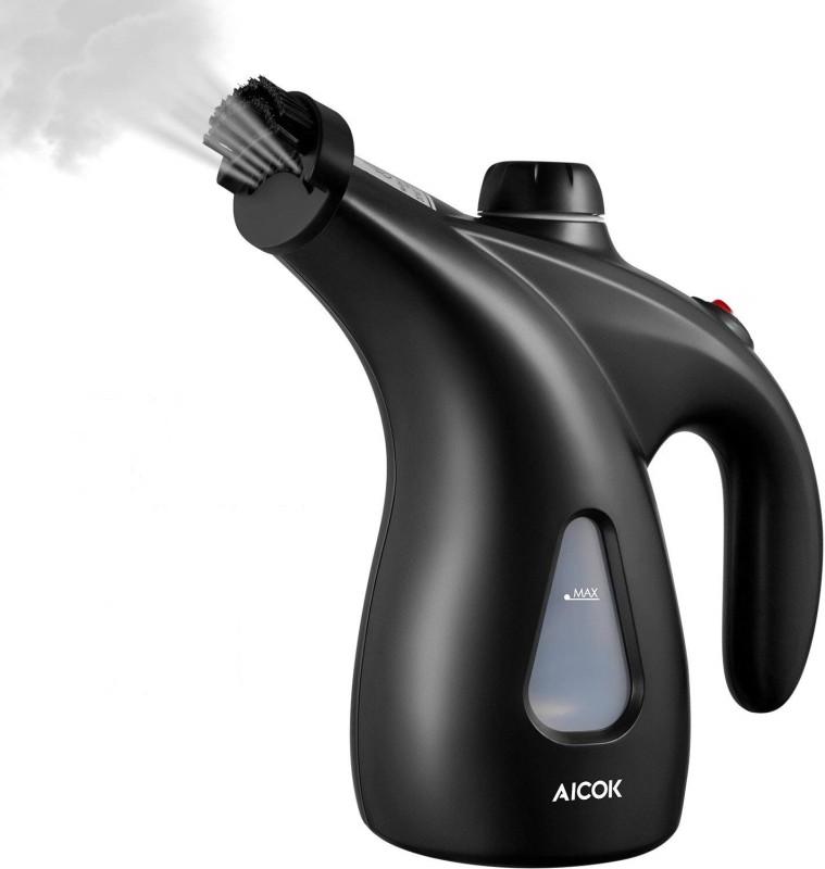 AICOK AICKSTMRBLK Handheld Fabric Steamer