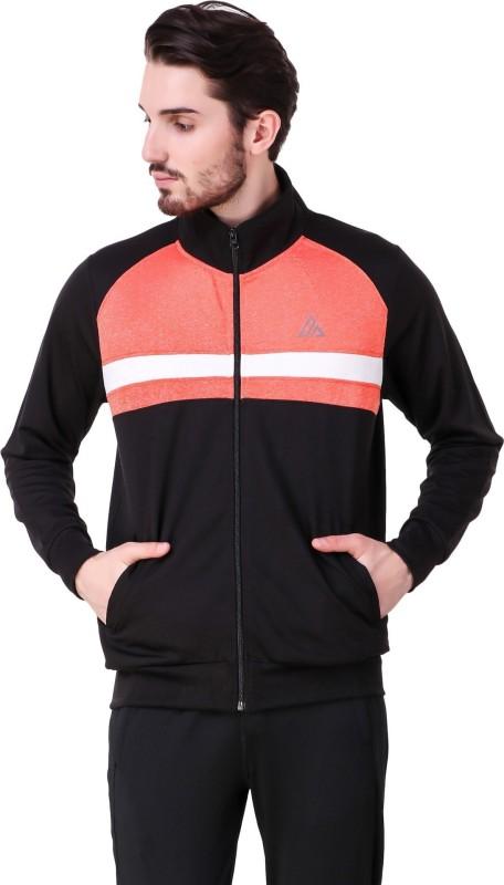 Delta Sports Full Sleeve Striped Men Jacket
