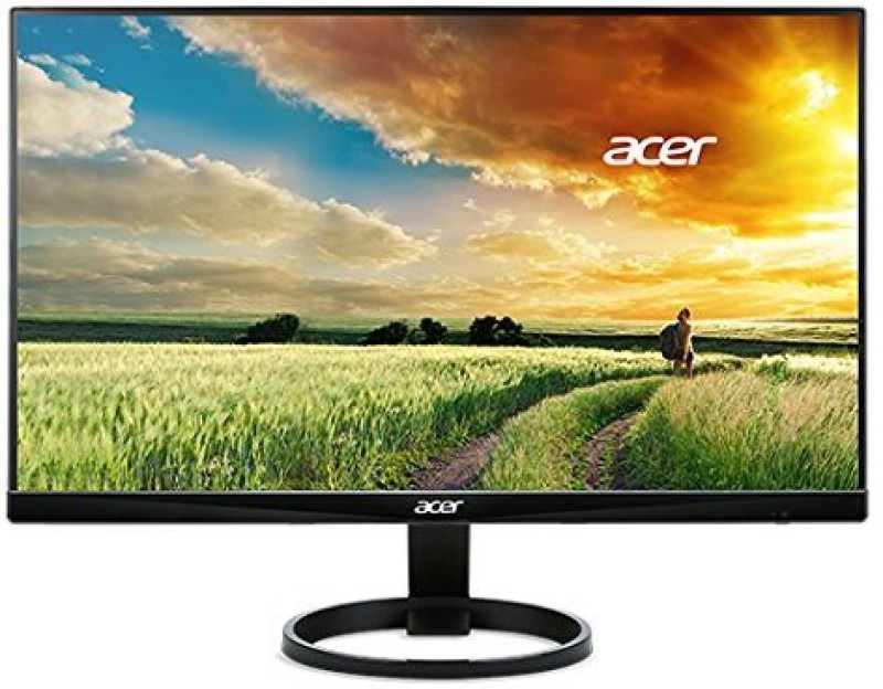 Acer 23.8 inch Full HD IPS Panel Monitor (R240HY bmiuzx)(HDMI, VGA, Inbuilt Speaker)