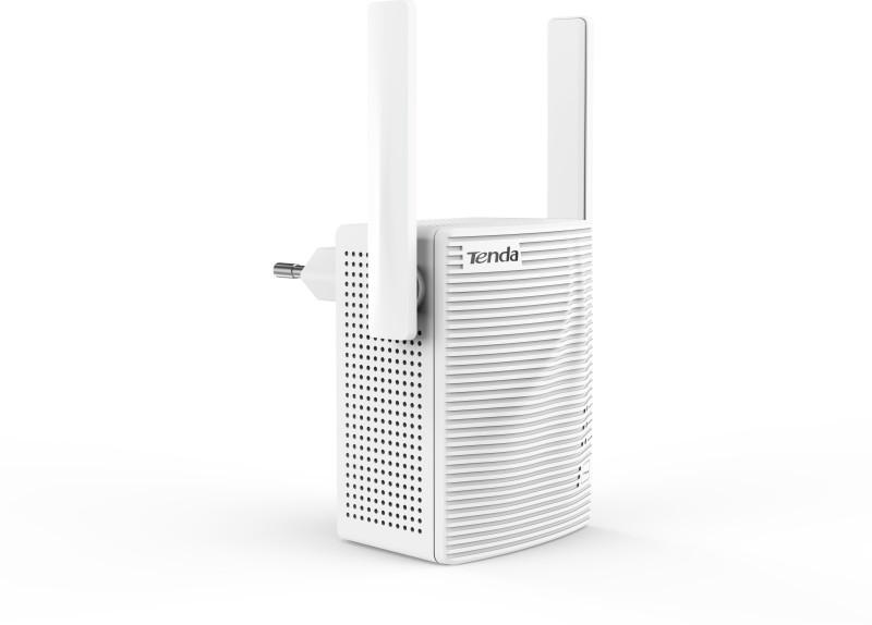 TENDA A301 Wireless N Universal Range Extender 300 mbps Router(White, Single Band)