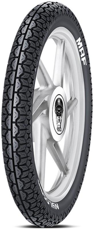 MRF Nylogrip Plus N6 2.75-18 50L Motorcycle Rear Tyre(Street, Tube)