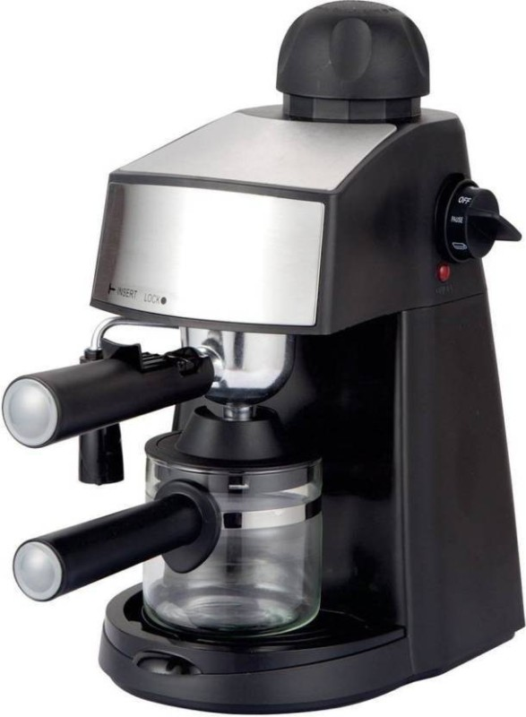 Russell Hobbs RU-RCM800E 4 Coffee Maker(Black)
