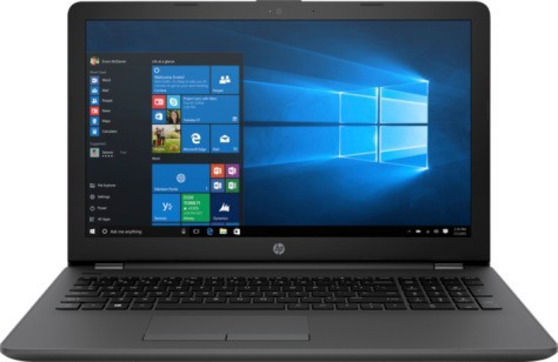 HP 250 G6 Notebook PC (ENERGY STAR) Core i5 7th Gen - (4 GB/500 GB HDD/Windows 10 Home) 1NW55UT Laptop(15.6 inch, Black, 1.88 kg, With MS Office)