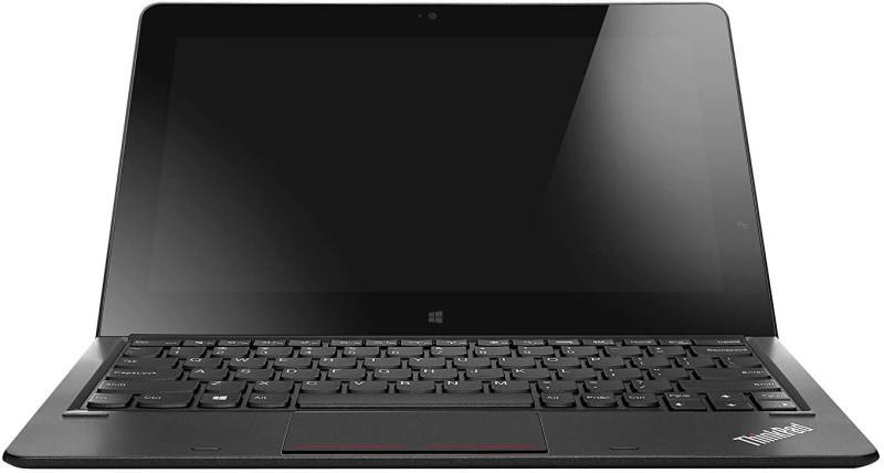 Lenovo ThinkPad Helix (2nd Gen) Core M - (4 GB/128 GB SSD/Windows 8.1 Pro) 20CG005LUS Laptop(11.6 inch, Black)