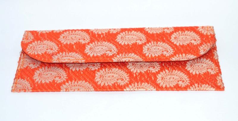 oramsa Fancy Designed Shagun Velvet Envelop Envelopes(Pack of 1 Multicolor)