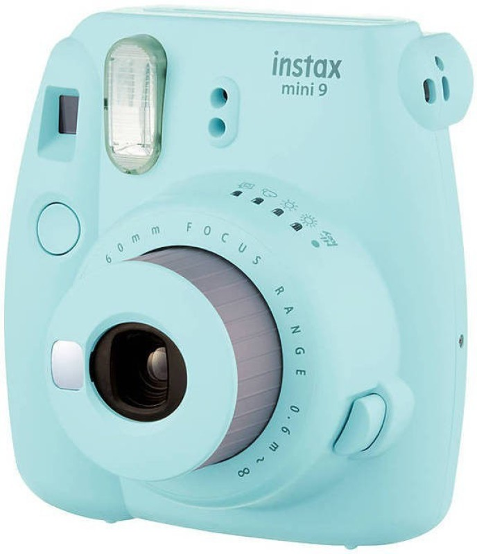 Fujifilm Instax joy box MINI 9 Instant Camera(Blue)