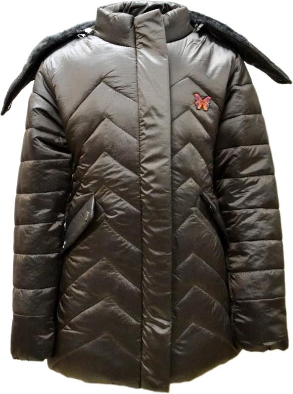 Come In Kids Full Sleeve Solid Women Jacket