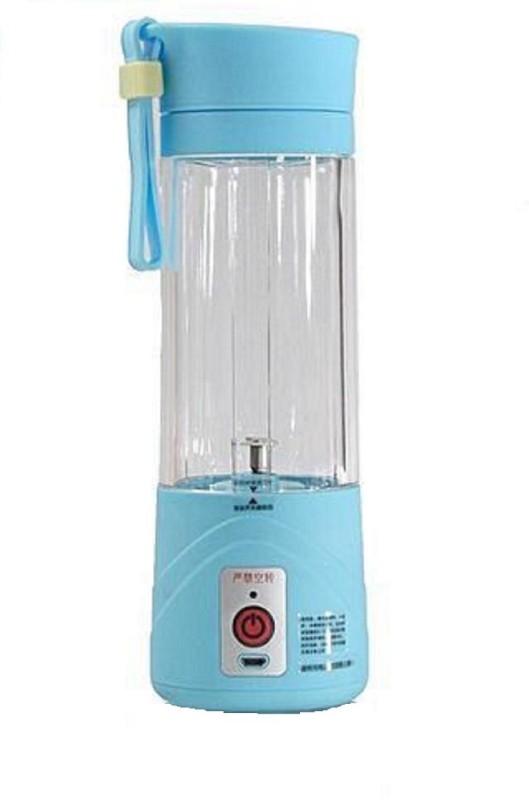 Vmoni juicer bottle Multi-function Portable USB Electric Juicer Blender, 320 ML Juicer (Multi color) Plastic Hand Juicer (Multicolor Pack of 1) 12 Juicer Mixer Grinder(Multicolor)