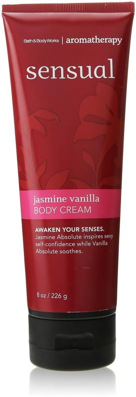 Bath & Body Works Aromatherapy Sensual Vanilla Jasmine(226 g)