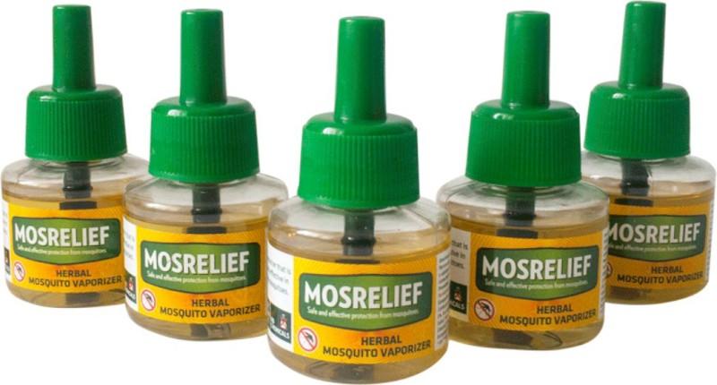 Herbal Strategi Mosrelief Mosquito Vaporiser Refill
