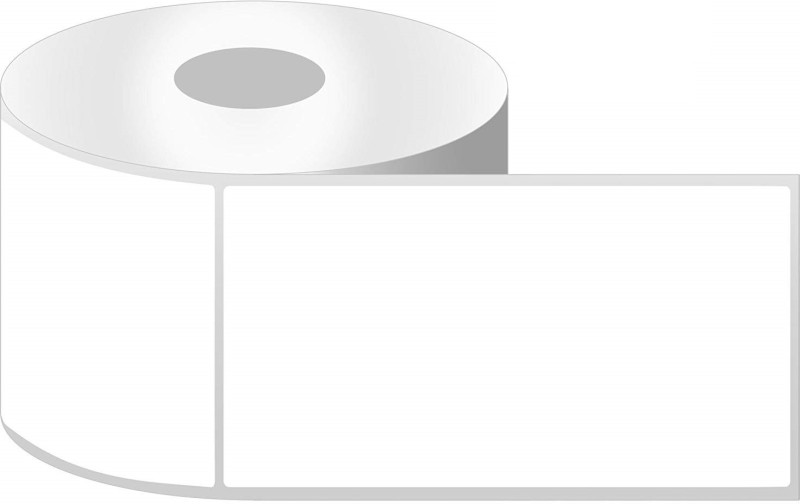Aditya Labels Self Adhesive Paper Label(Smooth White)