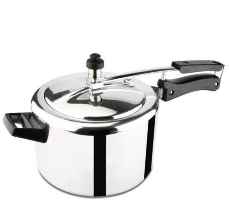 Aone MTC Pressure Cooker Litre 5 Pressure Cooker with Induction Bottom(Aluminium)