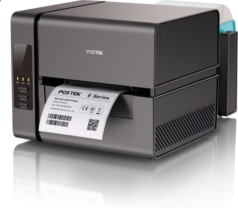 POSTEK EM210+ Single Function Printer(Black)