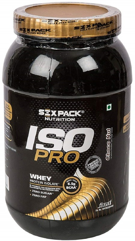 SIX PACK NUTRITION ISO PRO Whey Protein(1 kg, Choco Nut)
