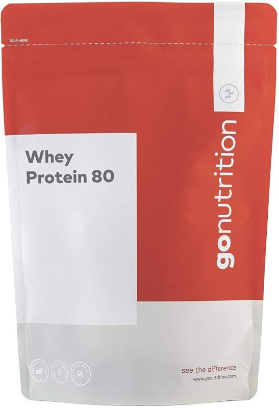 GoNutrition Whey Protein 80 Whey Protein(500 g, Triple Chocolate)