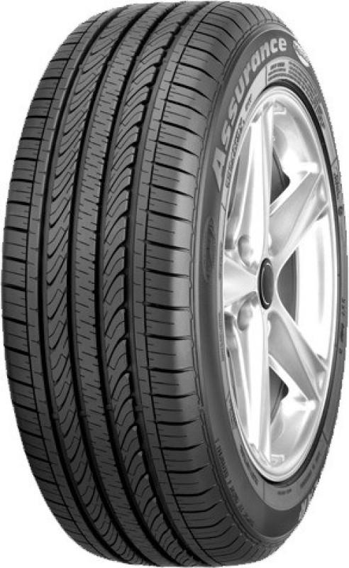 Goodyear ASSURANCE TRIPLEMAX 2 4 Wheeler Tyre(185/70 R14, Tube Less)