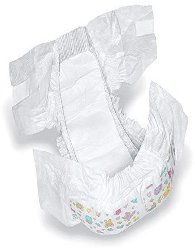 FASHION HUB BRAND BABY DIAPERS - L(8 Pieces)