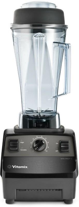 Vitamix Prep3 VITA Prep-3 1200 W Juicer Mixer Grinder(Black, 1 Jar)