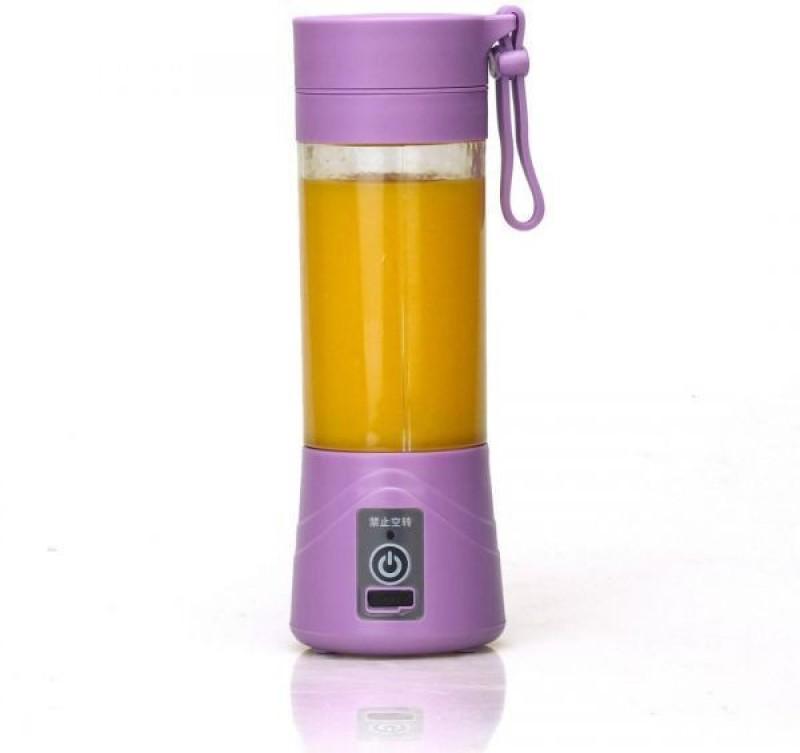 Vmoni juicer bottle-electric juicer machine-New Design Portable Battery Operated Juice Blender Rechargeable Fruits Mixer Bottle 230 Juicer Mixer Grinder 12 Juicer Mixer Grinder(Multicolor, 1 Jar)