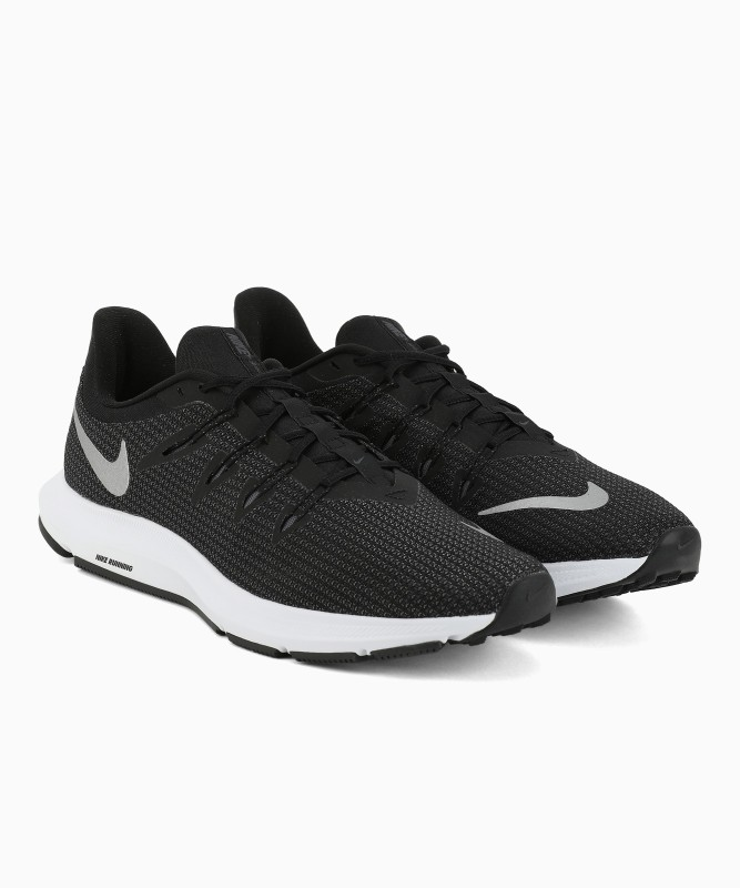 Nike QUEST Running Shoe For Men(Black)
