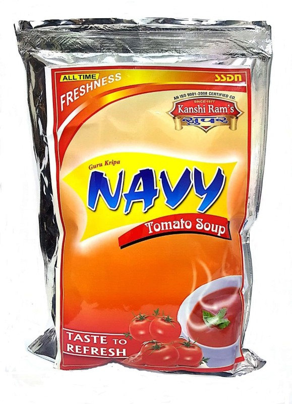 KANSHI RAM NAVY INSTANT TOMATO SOUP 1 KG(1000 g)