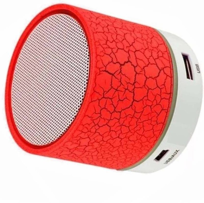 Mobone S10 Bluethoot Multimedia speaker & good quality 4 Bluetooth Speaker(Red, 3.1 Channel)