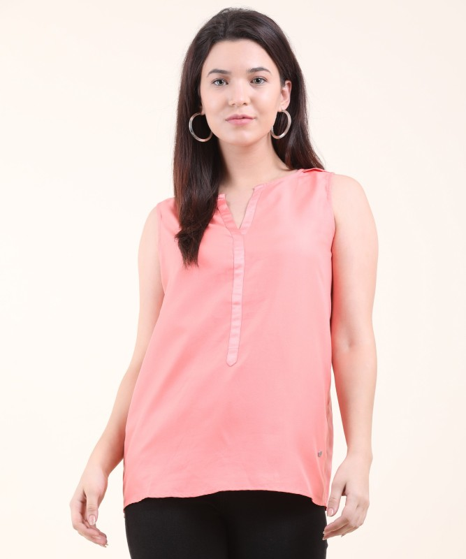 a7ed8d565de Arrow Women Tops & T-Shirts Price List in India 24 June 2019 | Arrow ...