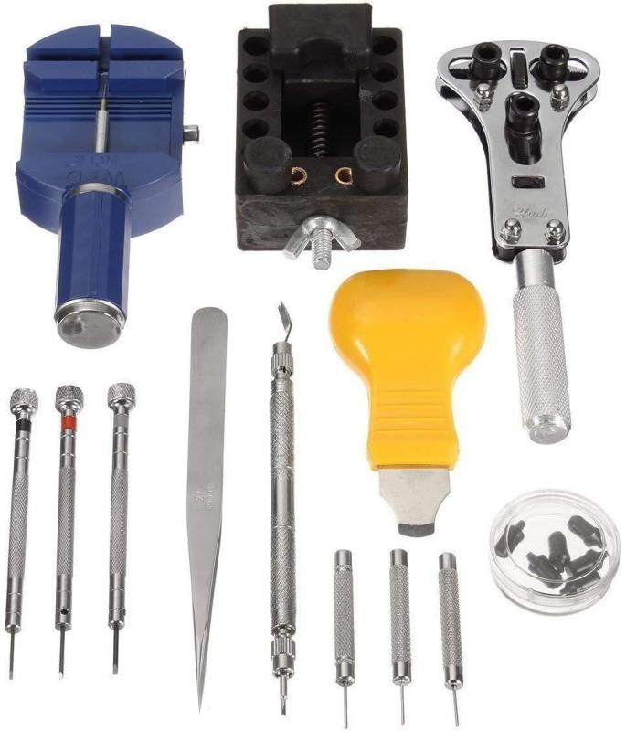 Techtest 13-Piece with Black Case 13-piece Watch Repair Kit