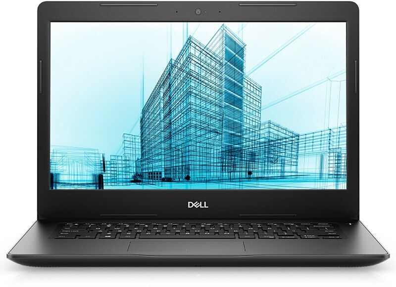 Dell Latitude 3490 Core i5 8th Gen - (4 GB/1 TB HDD/Windows 10 Pro) Latitude 3490 Laptop(14 inch, Black)