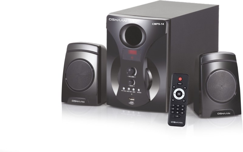 Oshaan S14 2.1 BT 2.1 Home Cinema(Multimedia Home Theatre System)