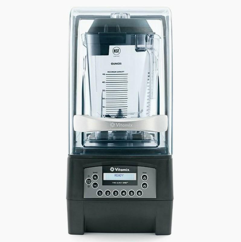 Vitamix VITA TQO 1200 W Juicer Mixer Grinder(Black, 1 Jar)