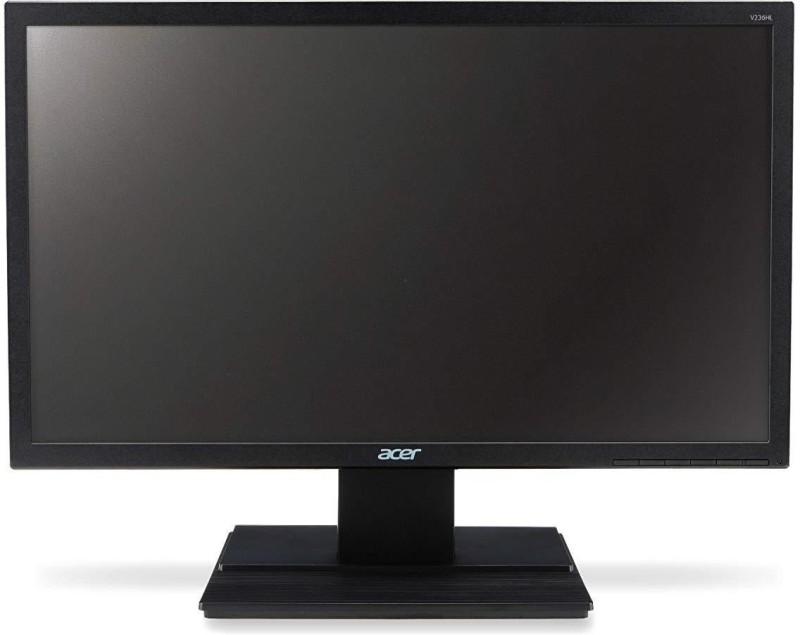 Acer 23 inch Full HD LED Backlit Monitor (V236HL)(VGA)