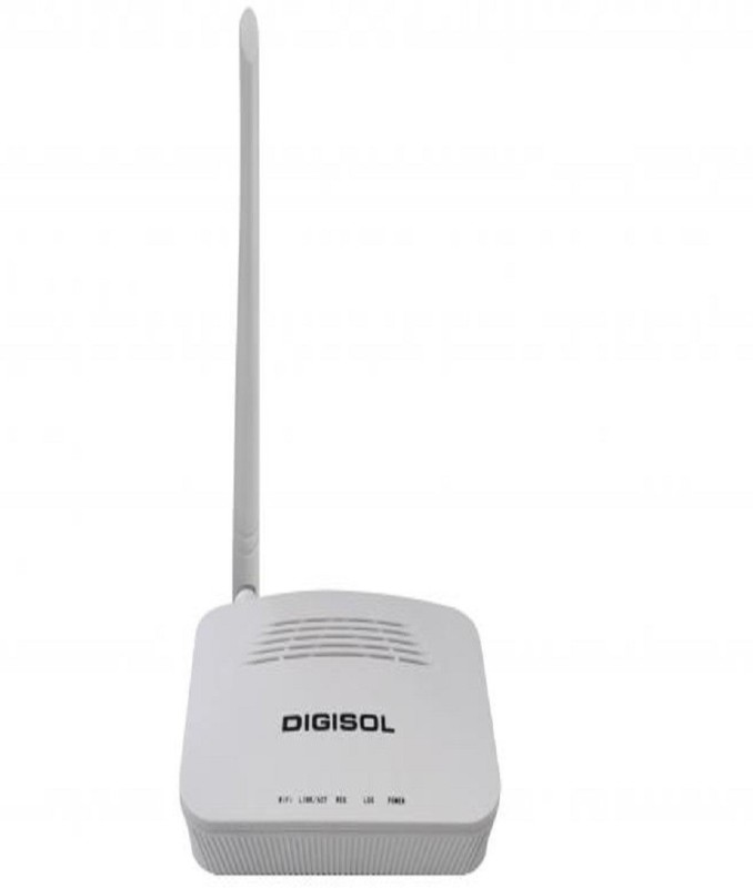 Digisol Gepon ONU with 300mbps wifi router-DGGR1310 Router(White)