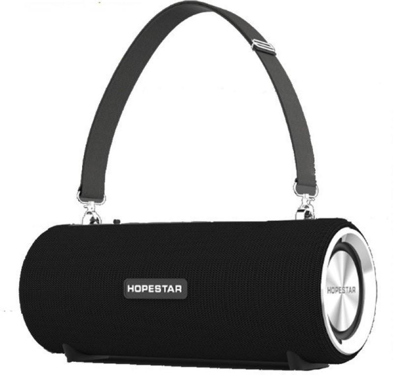 Hope Star H39 HIGH BASS STEREO SOUND PORTABLE WATERPROOF WIRELESS 20 Bluetooth Speaker(Black, 2.1 Channel)