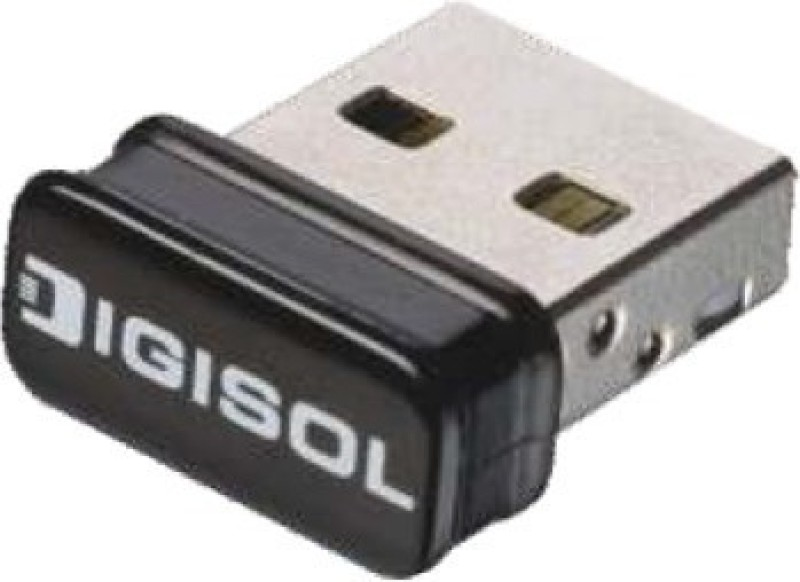 Digisol 802.11n USB Adapter(Black)