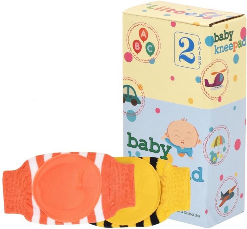 liltoes Baby Safety Kneepad Yellow, Orange Baby Knee Pads(Kneepad)